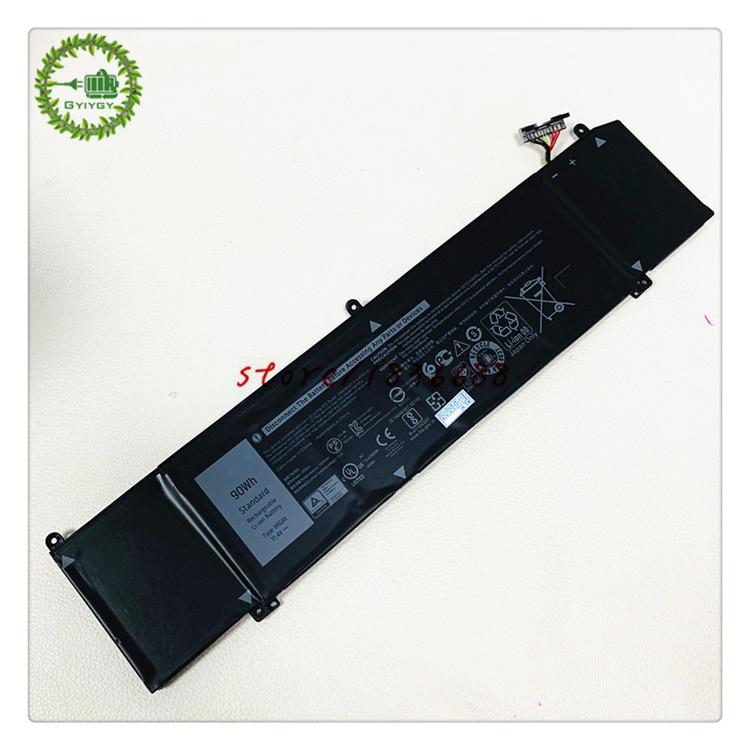 GYIYGY 11.4V 90Wh XRGXX Bateria Do Portátil Para DELL G5 15 5590 5590-D2765B 5590-D1785B 5590-D1785W 5590-D1765W 5590-D1765B