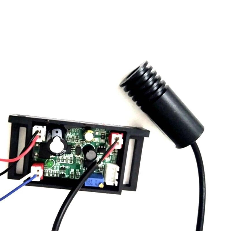 50 мВт 650 нм красный лазер диод модуль точка точка лазеры DC12V 18x45 мм