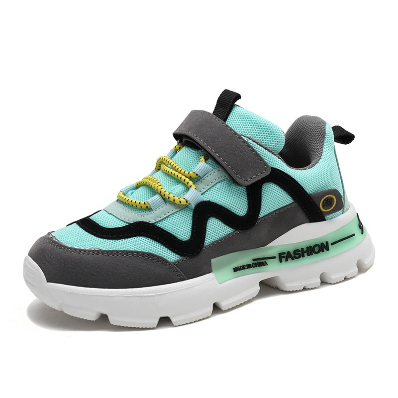 New Autumn Winter Kids Shoes Chlidren Shoes Breathable Casual Kids Sneakers Boys Shoes Running Sport
