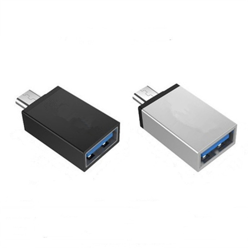 Mobile Phone Adapters Converters Micro B Port To USB3.0 A Android For Laptop Pc OTG Adapter Mobile P
