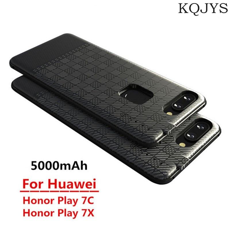 KQJYS 5000mAh cargador de batería para Huawei Play 7X batería portátil para Huawei Play 7C