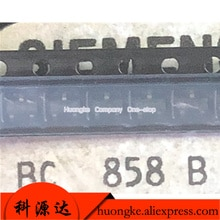 100 개/몫 BC858B 마크 3K BC858C 3L BC858A 3J BC857A 3E BC857B 3F BC857C 3G BC856A 3A BC856B 3B Trans GP BJT PNP 30V 0.1A SOT23