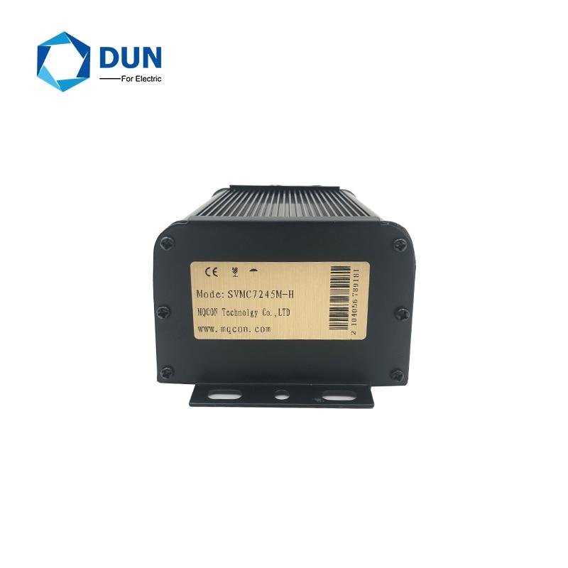 Sabvoton Mqcon 45A 48V 60V 72V 1KW 1500W Bldc Ebike Motor Controller SVMC7245 With Colorful UKC1 Display Meter Bluetooth enlarge