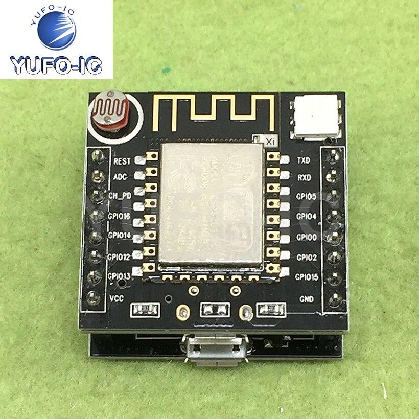 Envío gratis 1 Uds ESP8266 ingenioso desarrollo en la nube ESP12F módulo inalámbrico