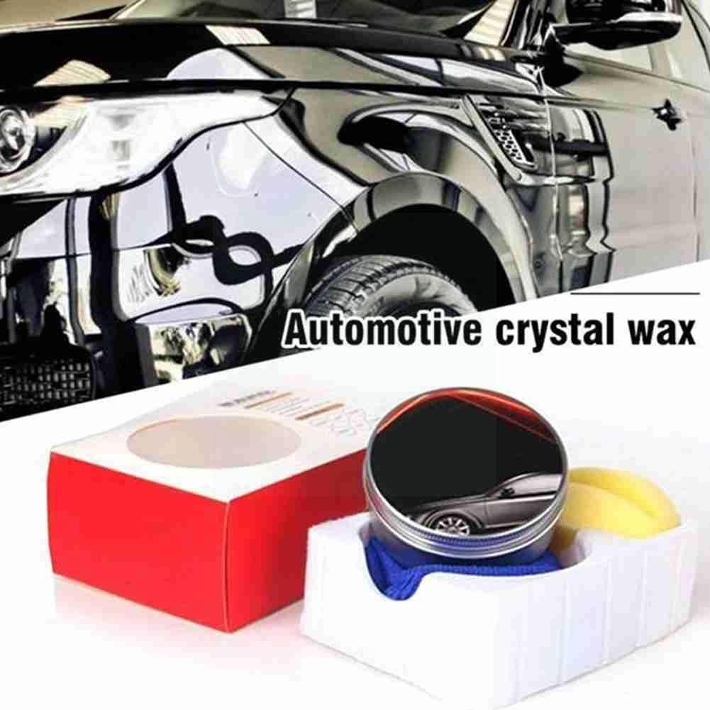 Car Polish Wax Coat Detailing Auto Body Paint Care Cleaning Coating Polishing Anti Agent Wash Maintenance Tool Accessory Sc Y3C9