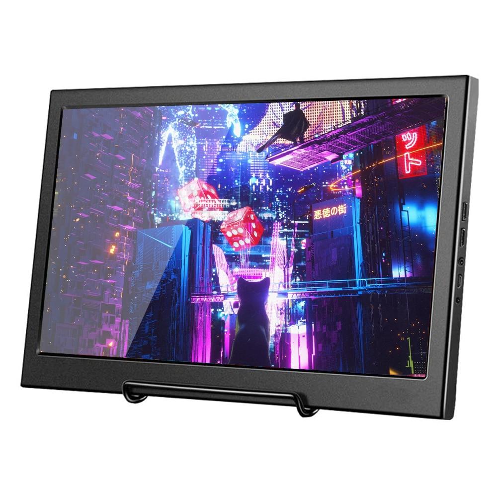 11,6-zoll HD Monitor 1920X1080 IPS Panel PS3 PS4 Xbox360 tragbaren Display Monitor für Raspberry Pi Windows 7 8 10 dicke 17mm