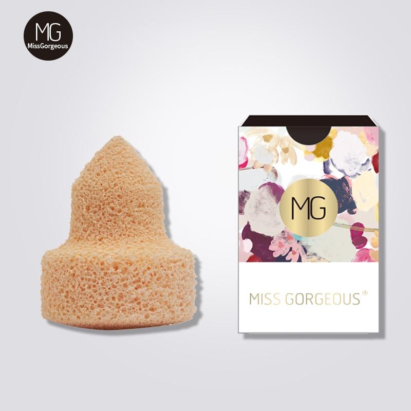 Esponja de maquillaje con forma cónica de Miss Gorgeous, 1 ud., esponja...