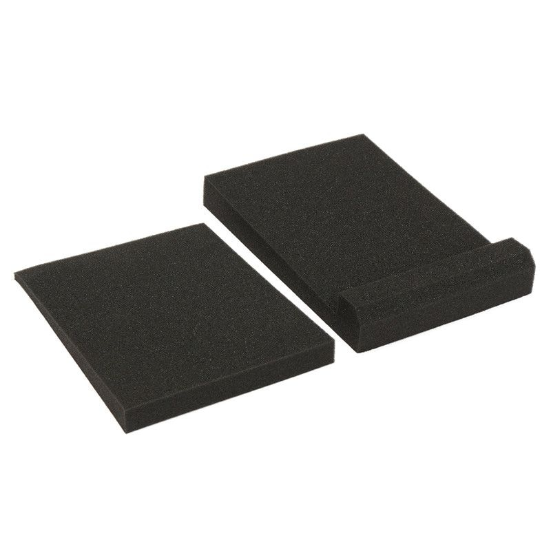 1 Set esponja estudio Monitor altavoz aislamiento acústico espuma aislante almohadillas 30x20x4,5 cm