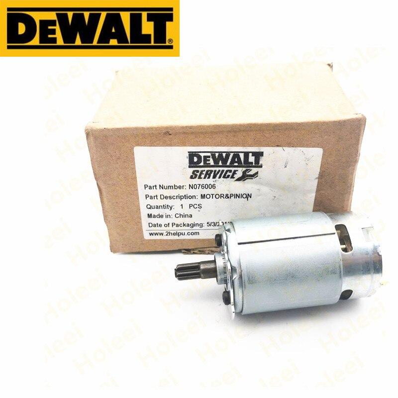 7 teeth Motor CCW15 Parts N076006 N021162 for DeWALT 10.8V DCF815S2 DCF813 DCF815 DCF805 DCF813S2 Cordless Drill Power Tool part
