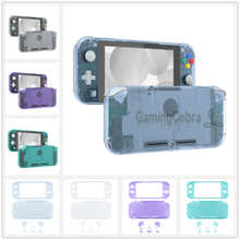 eXtremeRate DIY Replacement Custom Handheld Controller Housing Shell with Screen Protector for NS Switch Lite