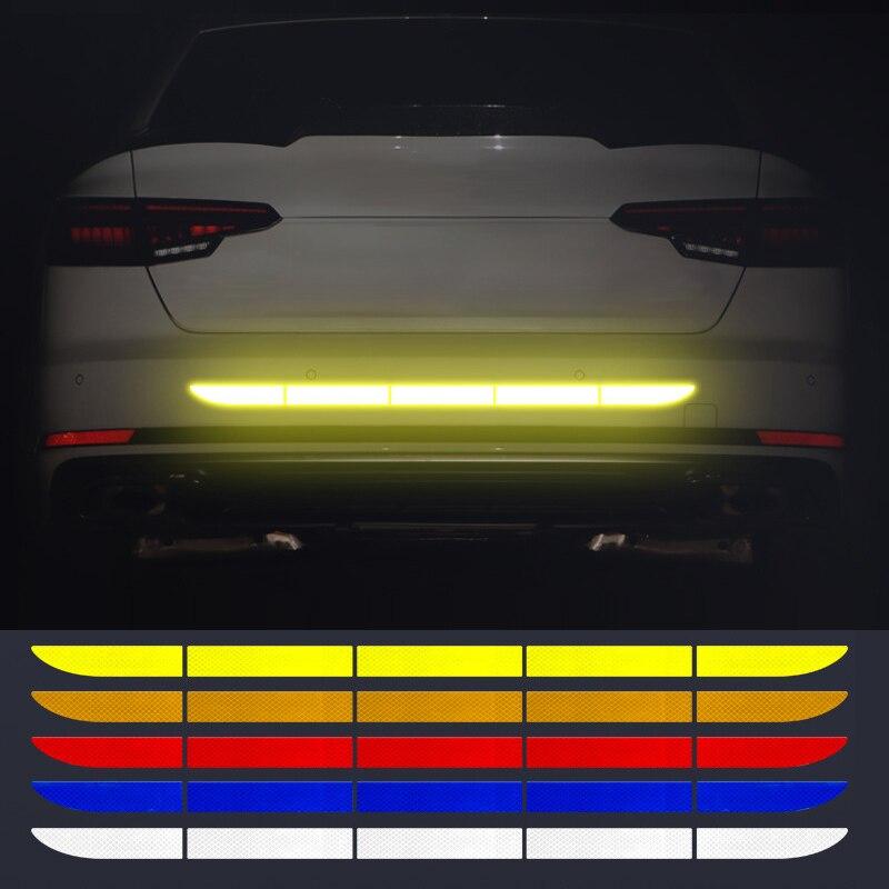 Calcomanía reflectante de automóvil cinta de tira para Buick REGAL de Lacrosse Avenir ENCORE Enclave imaginar Royaum VERANO Avista Cascada GL8