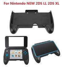 Konsole Gamepad Handgriff Stand Joypad Halterung Halter Hand Grip Schutzhülle Unterstützung Fall für Nintend NEUE 2DS LL 2DS XL