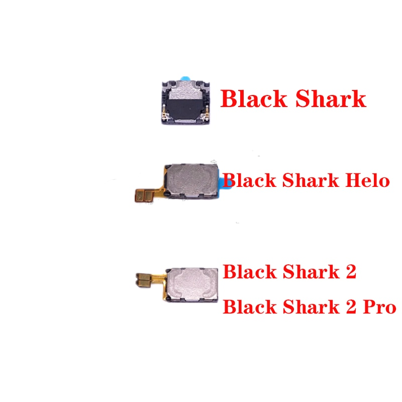 Para Xiaomi negro tiburón negro Helo tiburón negro 2 auricular receptor de auricular