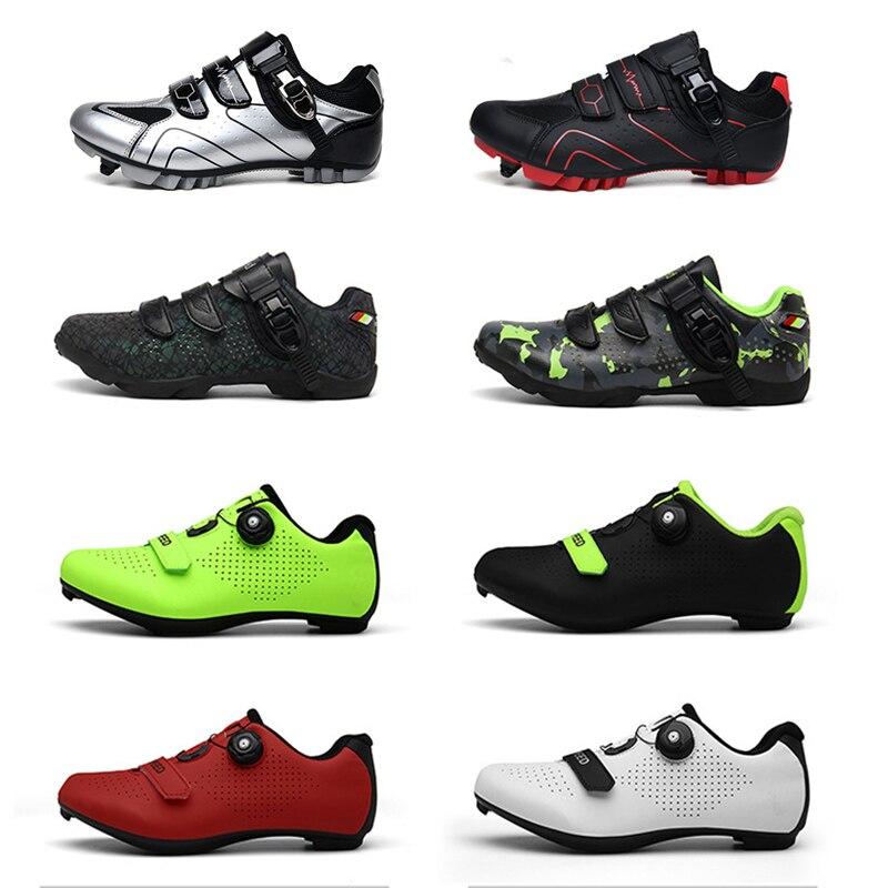 2020 zapatos de ciclismo sapatilha ciclismo mtb hombres zapatillas mujeres bicicleta de montaña zapatos originales zapatos de bicicleta atléticos zapatillas de carreras