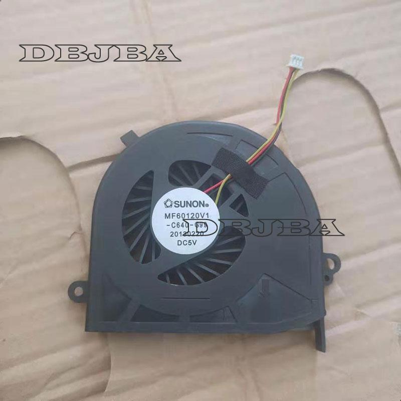 Ventilador de CPU para Toshiba C70 C70D C75 C75D L75 L75D DFS551205ML0T MF60120V1-C640-G99