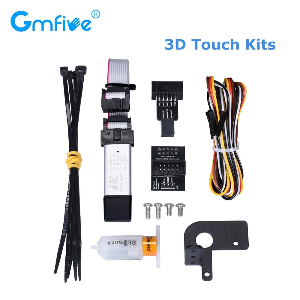 GmFive 3D Touch V 3,0 Auto Bett Nivellierung Sensor Kit BL Auto Touch Für SKR V 1,4 Ender 3 pro anet A8 MK3 I3 Reprap 3D Drucker Teile