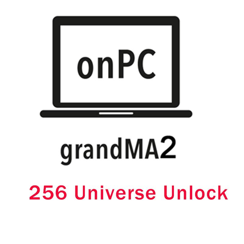 GrandMa2-مفتاح USB قوي Onpc Artnet 256 ، جناح التحكم في الكون ، Wysiwyg ، Arkaos avelases MA2 ، فتح
