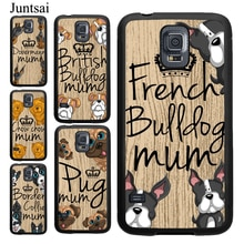 Sprocker Boxer dog mum Basset hound pet Case For Samsung Galaxy A51 A71 A7 A70 A50 A40 S10 S20 Ultra S9 S8 Plus  Note 10 9 Cover