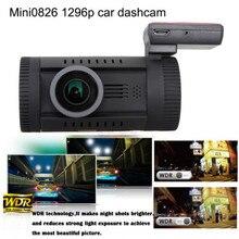 "Blueskysea Mini 0826 1.5"" LCD Ambarella A7 Super HD 1296P Car GPS Dash Camera DVR WDR LDWS Supper HDMI Output"