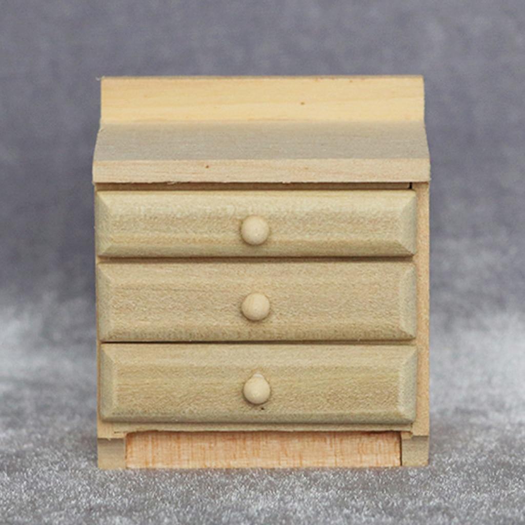 1/12 мебель для гостиной спальни кукольный шкафчик мебель для комнаты кровать деревянный ящик мебель для спальни складная кровать мебель для гостиной мебель для дома мебель для спальни