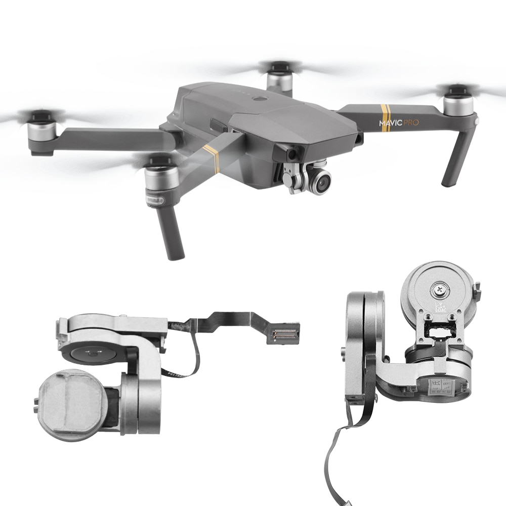 Suitable For DJI MAVIC PRO Gimbal Camera Shaft Arm With Cable MAVIC Motor Repair Parts enlarge