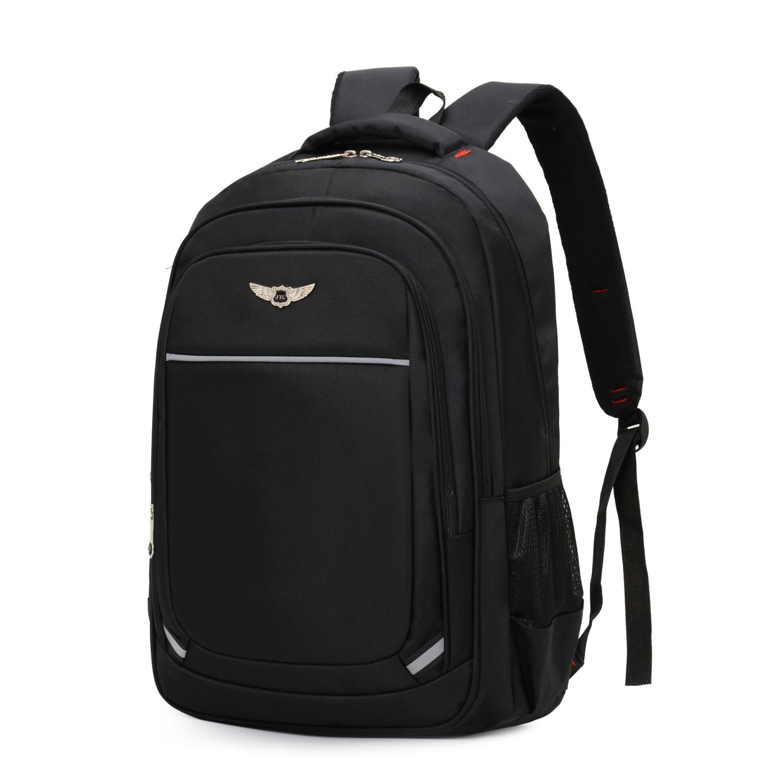 Outdoor Travel Large Capacity Men's Backpack Comfortable Orthopedics School Backpack for Boys School