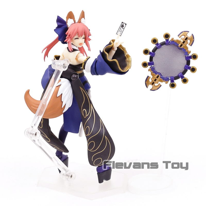 Fate Grand Order Anime Extra Caster Tamamo No Mae Figma 304 PVC Action Figure Model Doll Toy Gift
