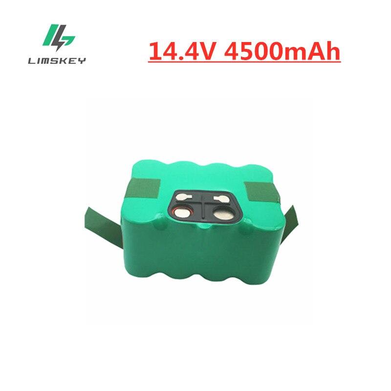 Upgrade 4500mAh 14.4V SC NiMH Rechargeable battery for KV8 XR210 XR510 XR210A XR210B XR510B XR510D Vacuum Cleaner Sweeping Robot