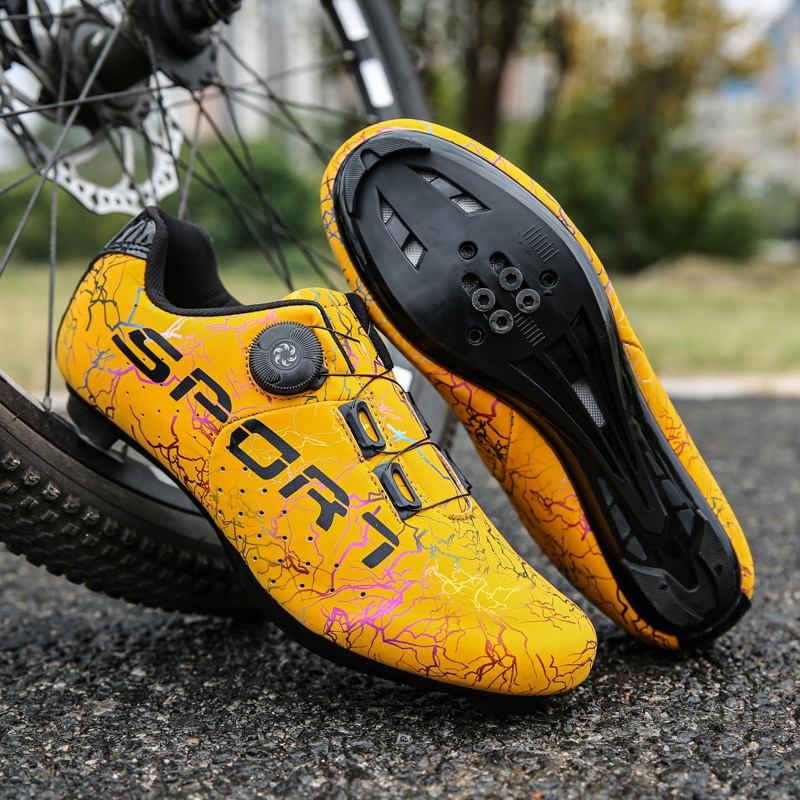Zapatos De Ciclismo De carretera SPD para hombre, Zapatillas profesionales De Ciclismo De montaña PSH2, novedad De 2021