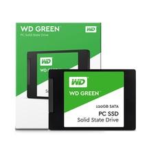 "Original WD PC 480GB 240GB 120GB SSD SATA3 internal solid state drive 2.5""  GREEN Sabit Hard Disk 6GB/s for Laptop"
