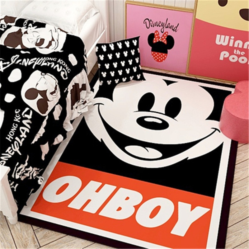 Утолщенный детский коврик для ванной, Противоскользящий коврик для двери, коврик для ног, коврик для гостиной, коврик для ванной