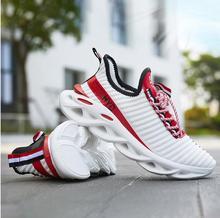 Zapatillas deportivas para hombre zapatillas hip hop casual Zapatos de tejido de malla ropa de calle zapatos universitarios HYD 662