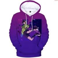 sk8 the infinity 3d printed anime hoodies new fashion tops funny unisex hoodies pullover harajuku sweatshirt oversized hoodie