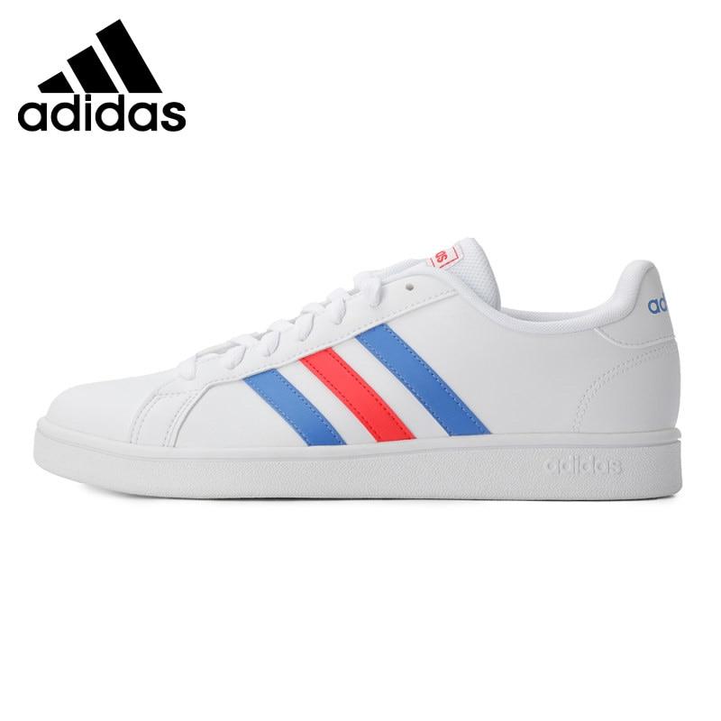Original New Arrival  Adidas GRAND COURT BASE Men's Tennis Shoes Sneakers