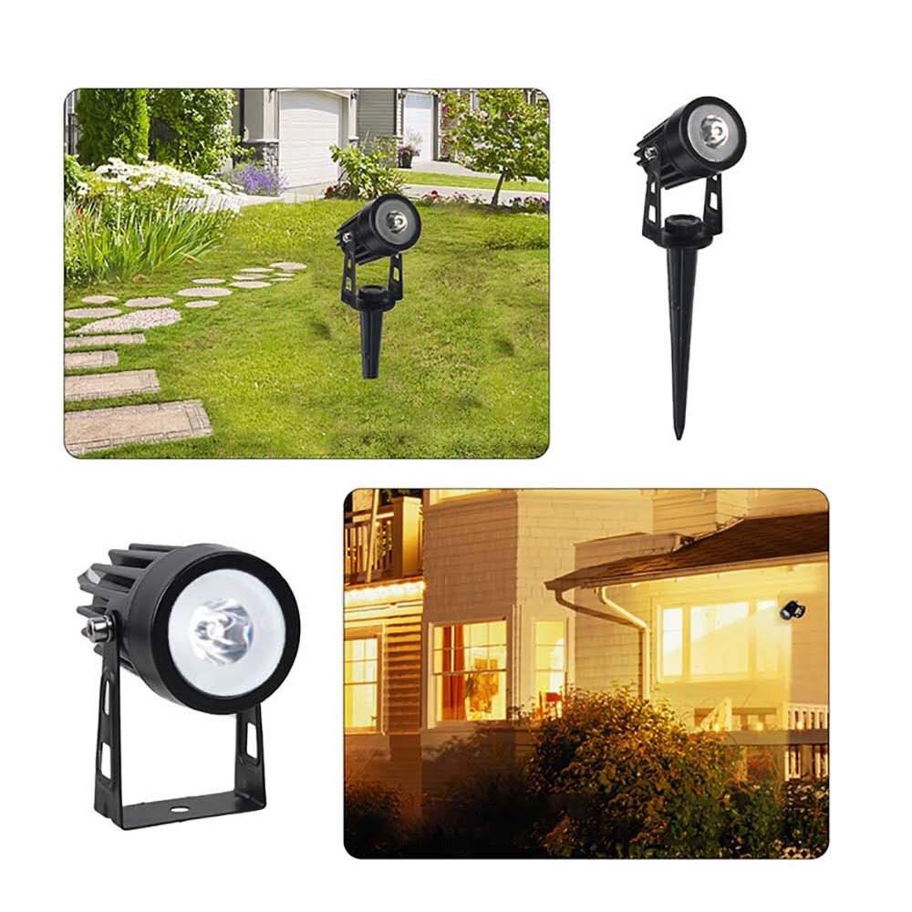 Led Lights Outdoor Lawn Lamp Garden Light IP65 Waterproof Safety Outdoor Lighting Landscape Spotlights Garden Decoration enlarge