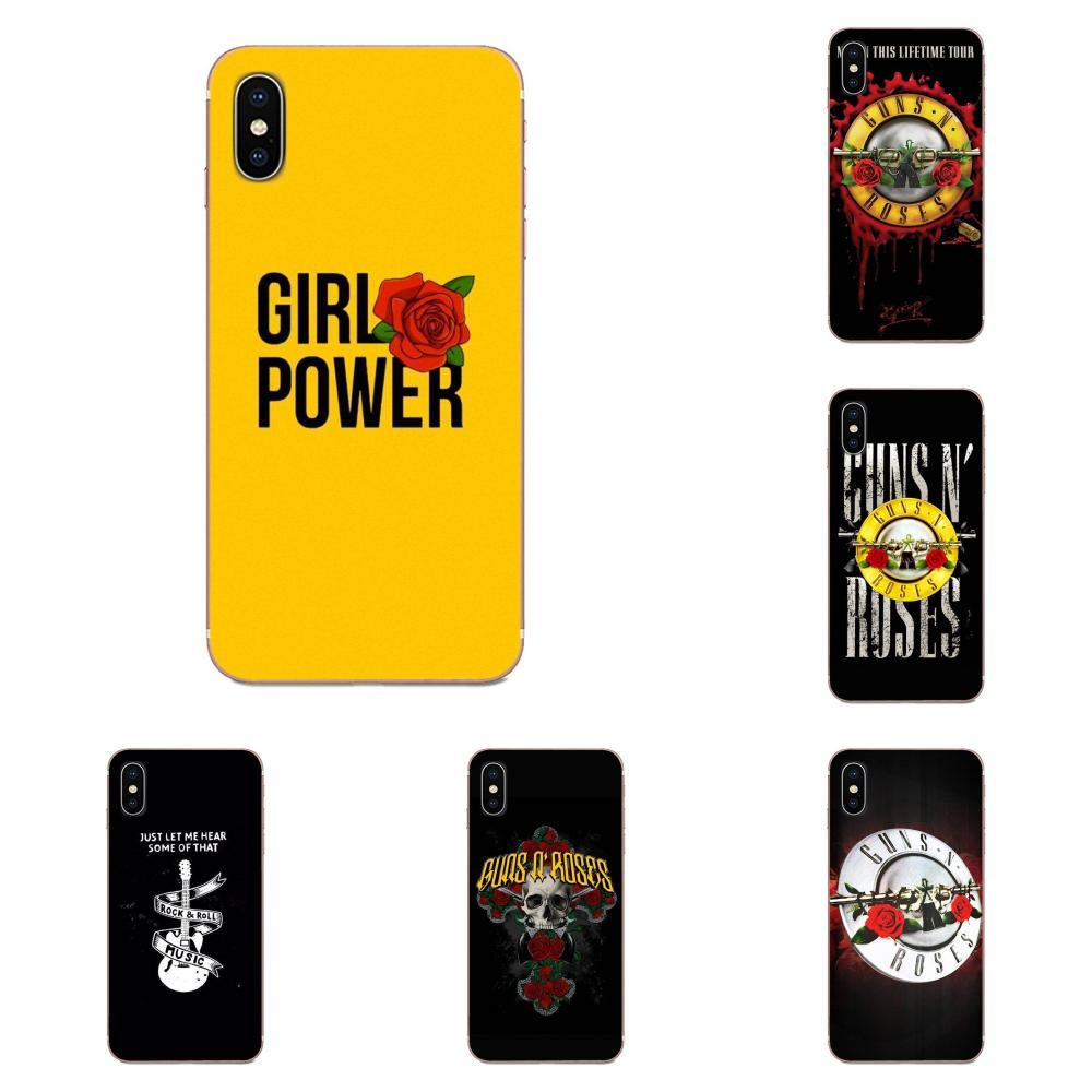 Guns N Roses música banco de lujo para Samsung Galaxy J1 J3 J4 J5 J6 J7 A10 A20 A20E A3 A40 A5 A50 A7 2016 de 2017 a 2018