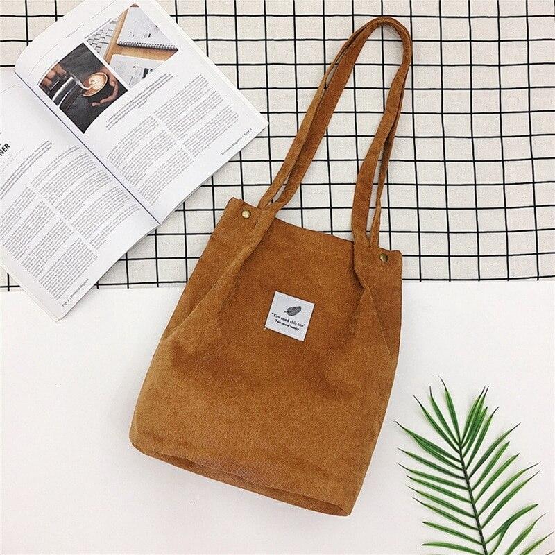 Bolsa de ombro feminina sacola de compras pacote crossbody sacos de veludo sólido bolsas casuais bolsa para mulher bookbag