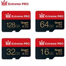 Real capacity Micro SD Memory Card 8GB/16GB/32GB/64GB/128GB Class 10 Memori Micro SD Card for Samsun