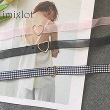 Moda preto treliça clavícula corrente colar para mulher menina bowknot coração pingente festa gargantilha colar jóias