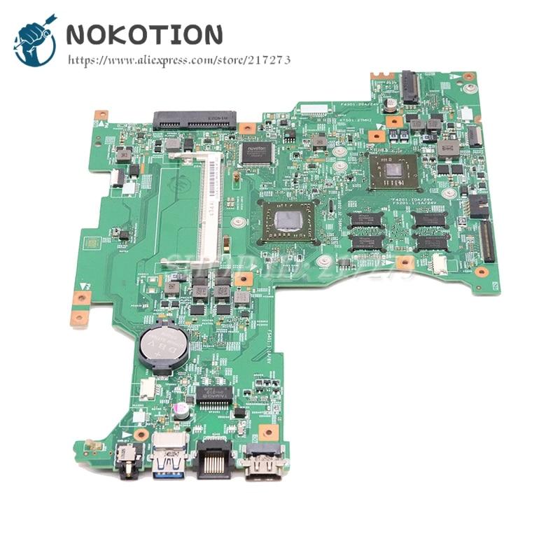 NOKOTION لينوفو فليكس 2-14D اللوحة الأم الكمبيوتر المحمول LF145M MB 13287-1 448.00yمائدة 0011 اللوحة الرئيسية DDR3 اختبار كامل