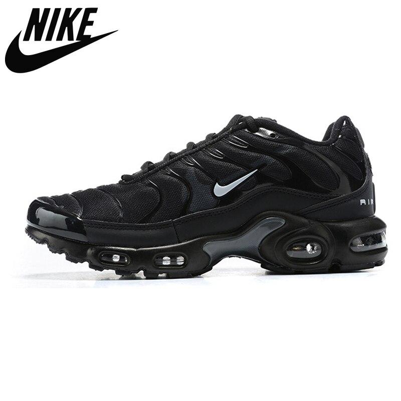 Ar max plus tn sapatos preto ouro cinza tênis ao ar livre sapatos de amortecimento aumento cal?ados venda quente