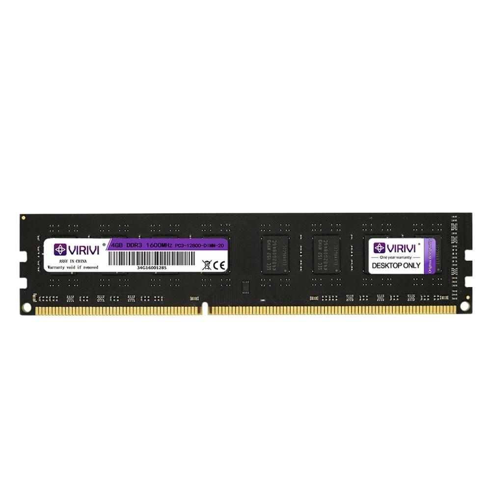 Escritorio Ram VIRIVI DDR3 DDR4 DDR2 2G 4GB 8GB 1333 de 1600...