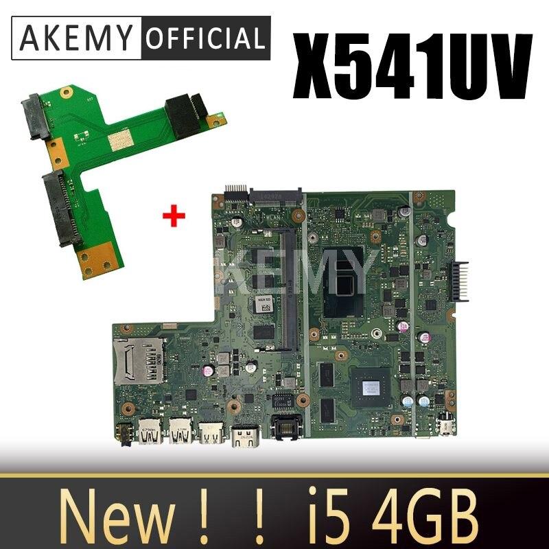 جديد ل Asus X541UA X541UAK X541UVK X541UJ X541UV X541U F541U R541U اللوحة اللوحة المحمول W/ 4GB i5-6th الجنرال GT920M-GPU