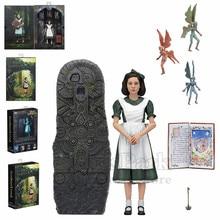 NECA Guillermo del Toro Signature Collection labyrinthe de Pan Ofelia 7