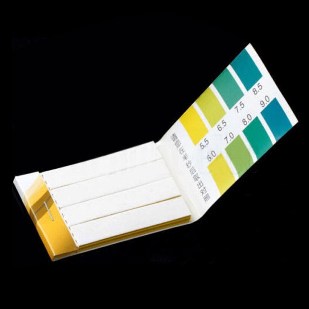 ZLinKJ 2 Sets 80 Strips PH test strips Litmus Testing Test Kit Paper Urine Saliva Acid Alkaline Measurement Analysis Instruments