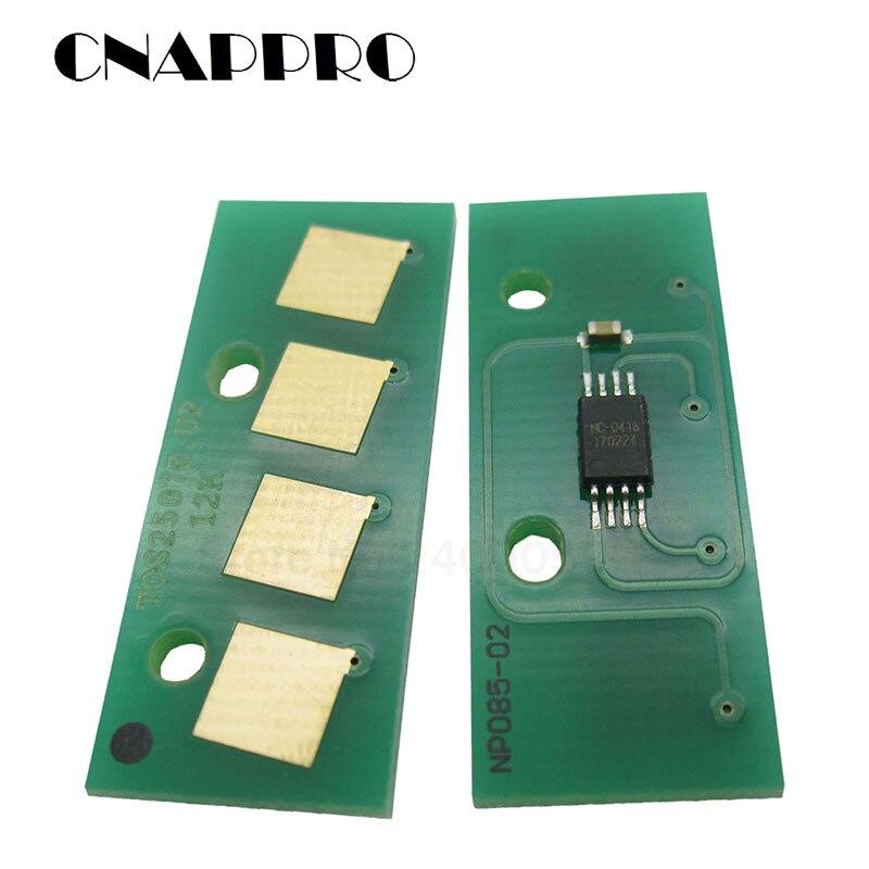 T-FC30 TFC30 reinicio de repuesto de polvo chip para Toshiba E-Studio 2050, 2051, 2550, 2551 2050C 2051C 2550C 2551C chip de cartucho de tóner