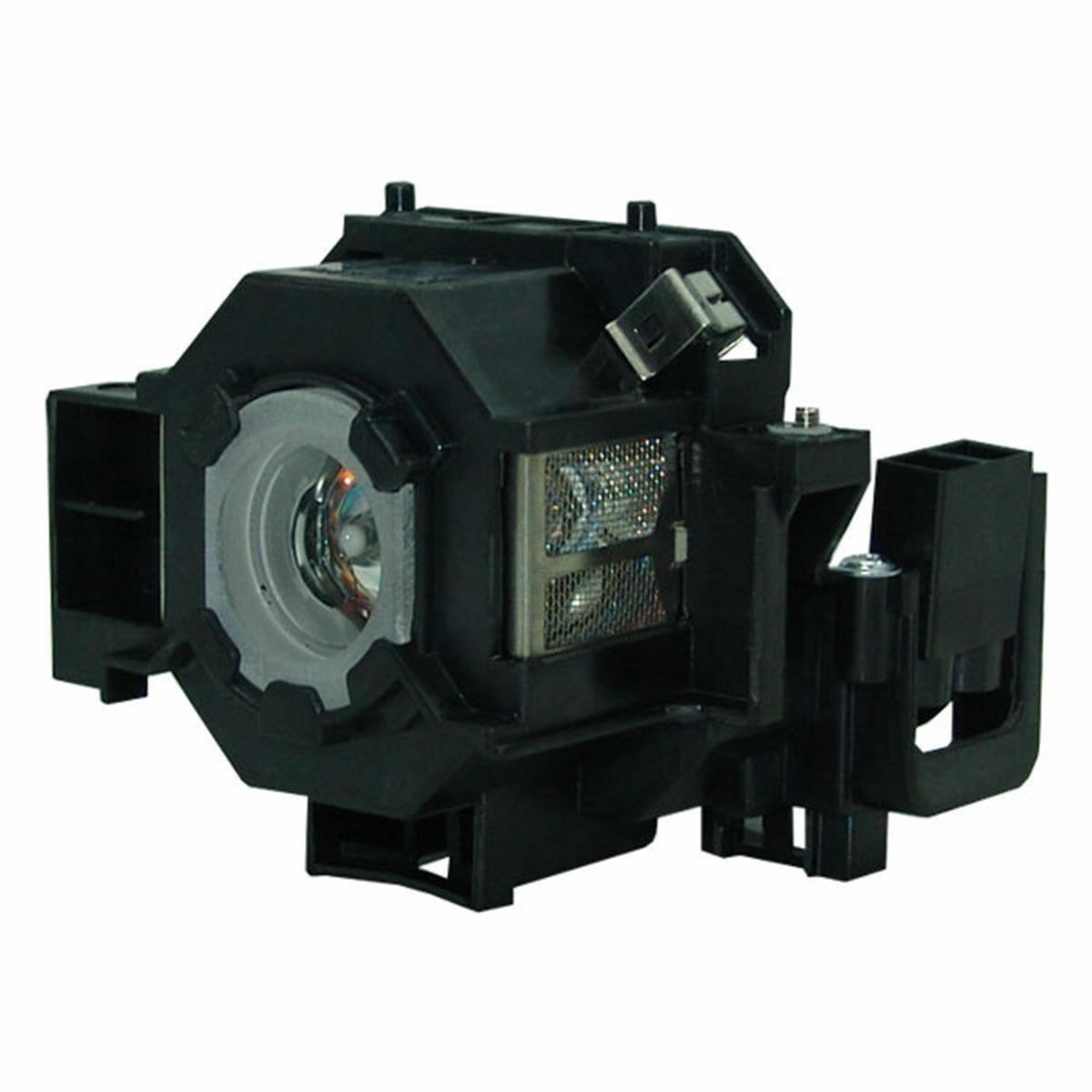 ELPLP42 V13H010L42 لإبسون EMP-83E EMP-410W EB-410W EMP-83HE EB-410WE EMP-410WE EX90 PowerLite 83 + العارض مصباح لمبة مع/H