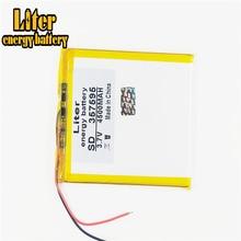 357595 3.7V bateria litowa 4500mah Tablet, polimer baterii z płyta ochronna dla PDA Tablet pc produkty cyfrowe Fr