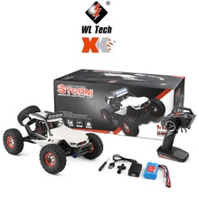 2021 NEW 12429 1:12 4WD RC Car 2.4G Radio Off-Road RC Cars Electric Remote Control Car Toys With LED