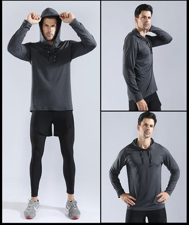 JS1021J-Sports de Fitness para hombre, ropa deportiva para exteriores, ropa de Fitness